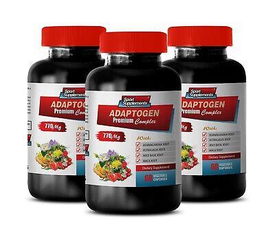 astragalus root - ADAPTOGEN PREMIUM COMPLEX - natural stress relief