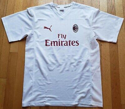 PUMA Piatek AC Milan WHITE Jersey 6bf15835b