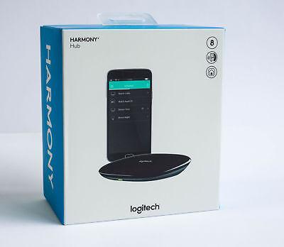 Logitech 915-000238 Orderliness Home Hub for Smartphone Control 8Home Amusement