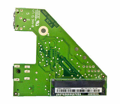 4061-705210-A00 Rev 05P WD Controller Board My Book 4TB/5TB/6TB USB 3.0