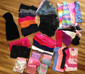 Girls Size 6/6X/7 clothing bundle for sale All for $60.00