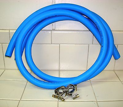 TAIDA HIGH PERFORMANCE GY6 WATER / RADIATOR HOSE AND CLAMPS ONLY