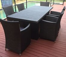 Outdoor Dining Table & 6 chairs Robina Gold Coast South Preview