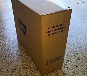 Warn XD9000 Winch Northmead Parramatta Area Preview