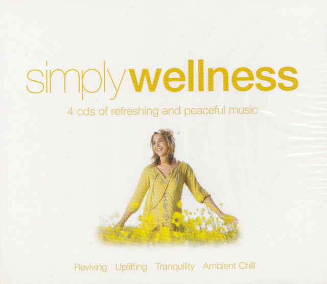 [NEW] 4CD: SIMPLY WELLNESS