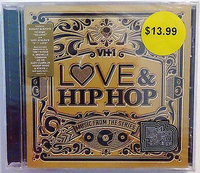 Love   Hip Hop   Various Artists Including Iggy Azalea   Snoop Dogg  Cd  2014