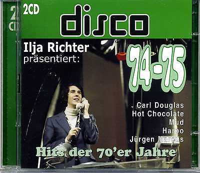 Disco 74-75 - Hits der 70'er Jahre Doppel-CD MINT ()
