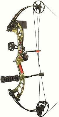 PSE Stinger X RTS 60# RH Compound Bow Package ~ New in Box ~ Ready to Shoot