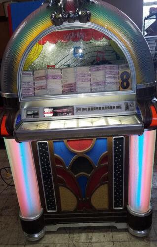 1987 Rockola 1000 Nostalgia 45s Jukebox #8