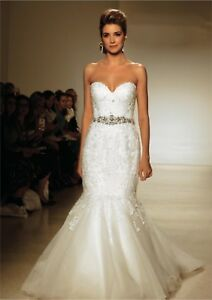 Wedding Dress - Size 1 4. Alfred Angelo 2526