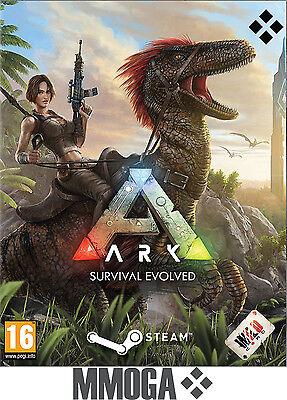 ARK: Survival Evolved - Steam Digital Download Key - PC Spiel [Action] NEU DE/EU