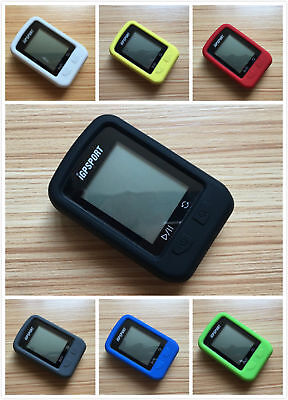 Bike Silicone Rubber Case&Screen Cover for IGPSPORT IGS216/IGS60/IGS20E Computer