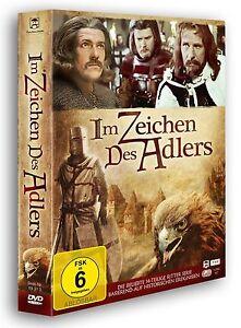"""neuw. Kult-Serie! """"Im Zeichen des Adlers"""" Historisch, Ritter-Film,3 DVD´s,Ostsee"""