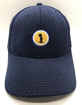 NBA TV Finals Crew 2005 Cap Hat Men Fitted L-XL Polyester Spandex Look ! ()