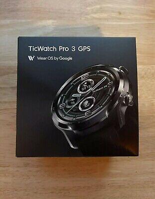 Ticwatch Pro 3 GPS Negro (Como nuevo)