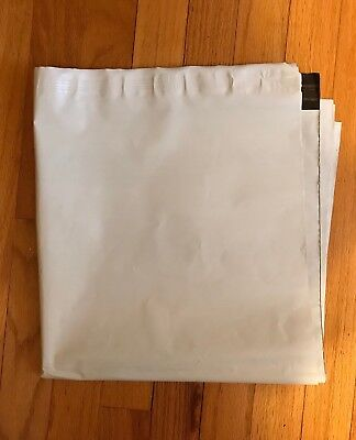 5 Poly Bag Shipping Envelopes Extra Large 24x24 Self-sealing Postal Mailers
