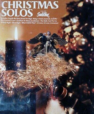 CHRISTMAS SOLOS