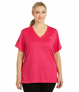 Womens Nike Dri Fit Shirt Plus Size 2x 2xl Xxl New 20 22