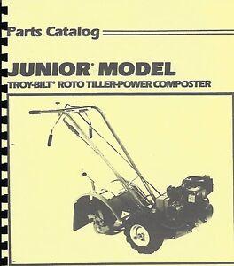 Troy bilt 13an77g766 Parts Manual