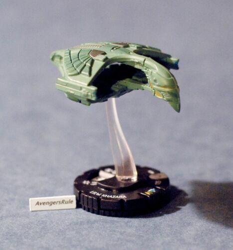 Star Trek Heroclix Tactics II 026 I.R.W. Khazara Rare