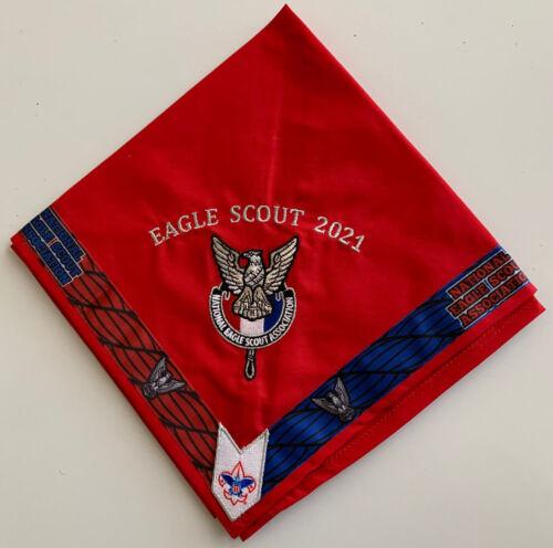 2021 NESA Eagle Neckerchief Eagle Awarded in 2021