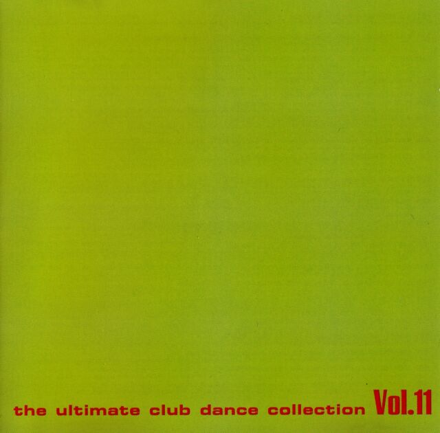 CLUB SOUNDS - THE ULTIMATE CLUB DANCE COLLECTION VOL. 11 / 2 CD-SET