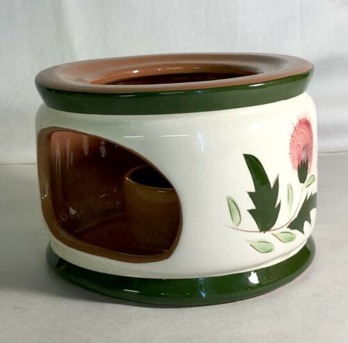 Stangl Thistle Candle Warmer