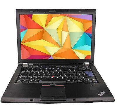 Lenovo ThinkPad T410s Intel Core i5 4gb RAM 128gb HDD 1440x900 Windows7 umts