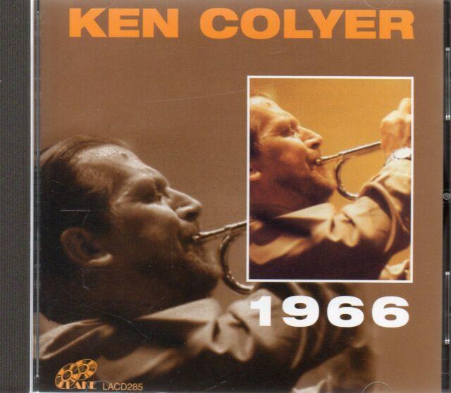Ken Colyer - 1966 (brand new CD 2010)