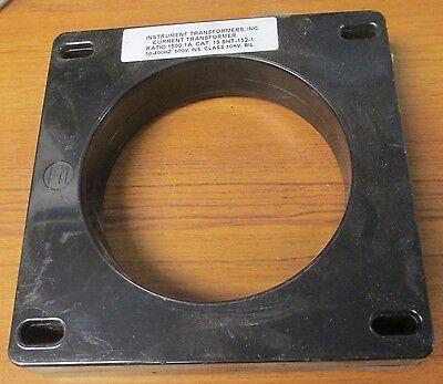 Instrument Transformers Inc. 19 Sht-152-1 Current Transformer