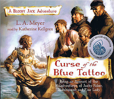 Curse Of The Blue Tattoo - Meyer (ll226) - 11cd/new/unabridged - Free Shipping