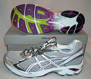 Asics-GT-2160-Womens-Running-Shoes-Size-6-5-2A-NARROW-PLUM-PURPLE-NEW