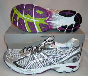 Asics-GT-2160-Womens-Running-Shoes-Size-10-5-WIDE-D-PLUM-PURPLE-NEW