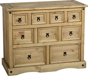 Corona Bedroom Furniture | Mexican Pine