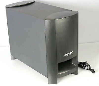 Bose Cinemate Digital Home Theater Speaker Subwoofer with Power Cord