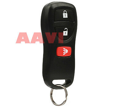 Best Replacement Keyless Entry Remote 3 Button Key Fob For Infiniti