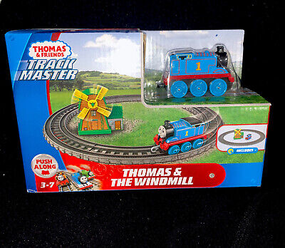 Thomas And Friends Track Master Push Along Thomas And The Windmill Play Set