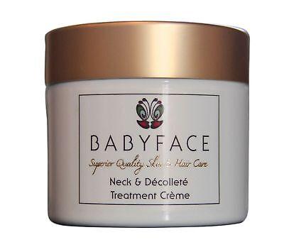 BABYFACE Rostro&Cuello Crema Antioxidantes, péptidos, Hidratación & Antiedad