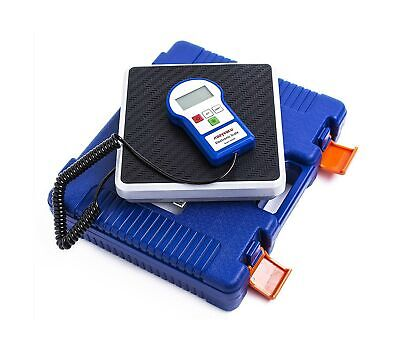Kozyvacu 220lbs Digital Electronic Refrigerant Charging Weight Scales For Hva...