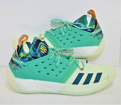 Adidas James Harden Vol 2 Vision All Star Basketball Shoes Sz 14 NEW B28106
