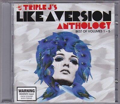 Triple J - Like A Version - Anthology Best Of Volumes 1-5 - CD (ABC