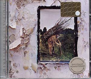 Led Zeppelin - Led Zeppelin IV 1971 (aka Zoso) (Atlantic 7567-82638-2) - Chiancarelle, Italia - Led Zeppelin - Led Zeppelin IV 1971 (aka Zoso) (Atlantic 7567-82638-2) - Chiancarelle, Italia