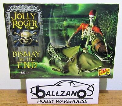 LINDBERG 611 JOLLY ROGER SERIES: Dismay Be The End  1/12
