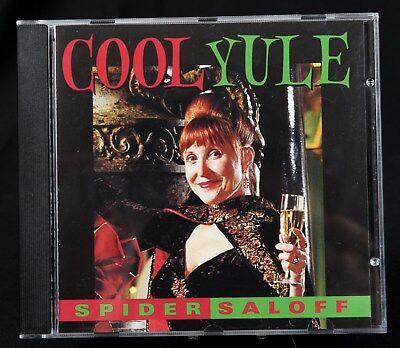 CD Best Christmas Jazz Cool Yule Spider Saloff New Years Eve Boogie Woogie (Best Jazz Christmas Music)