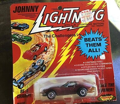 Johnny Lightning Custom Mako Shark WITH PACKAGING 1969 Hot-wheels Redline used