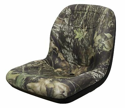 Milsco Xb180 Camo Seat - Fits John Deere Gators And Mowers Toro Scag Etc.