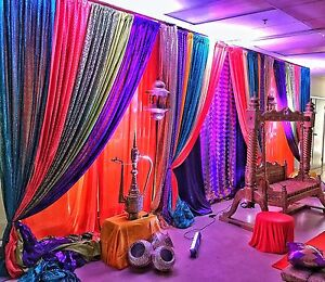 Mehndi, sangeet, mayoun, and wedding decor