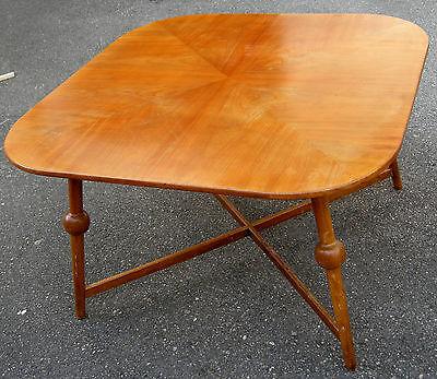 Tisch,Designer-Tisch,groß,wohl,Kirschbaum,1950,