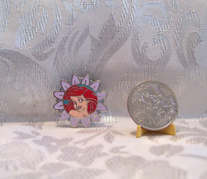 Walt-Disney-THE-LITTLE-MERMAID-PRINCESS-ARIEL-TRADING-Hat-Lapel-Pin-Badge