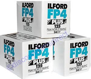 3-x-ILFORD-FP4-125-35mm-36exp-CHEAP-B-W-CAMERA-FILM-by-1st-CLASS-POST